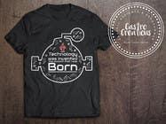 Proposition n° 16 du concours Illustration pour Design a FUNNY TECH T-Shirt