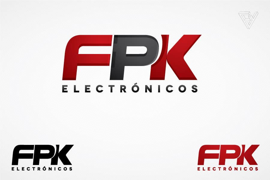 Inscrição nº 244 do Concurso para Logo Design for FPK Electrónicos