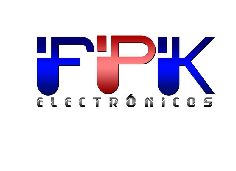 Inscrição nº 258 do Concurso para Logo Design for FPK Electrónicos