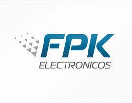 #61 for Logo Design for FPK Electrónicos by dwimalai