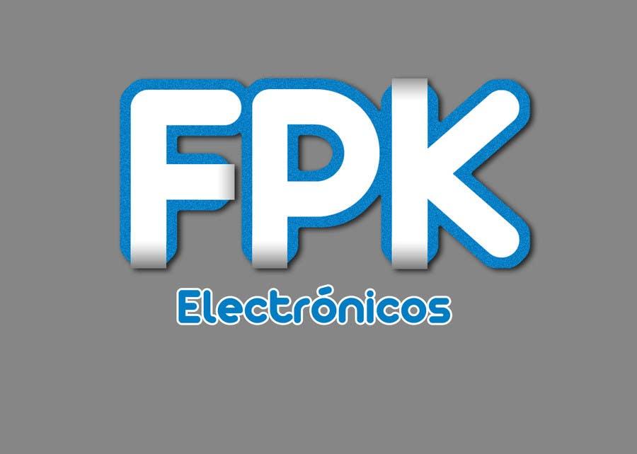 Inscrição nº 257 do Concurso para Logo Design for FPK Electrónicos