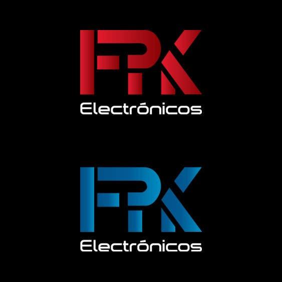 Inscrição nº 304 do Concurso para Logo Design for FPK Electrónicos