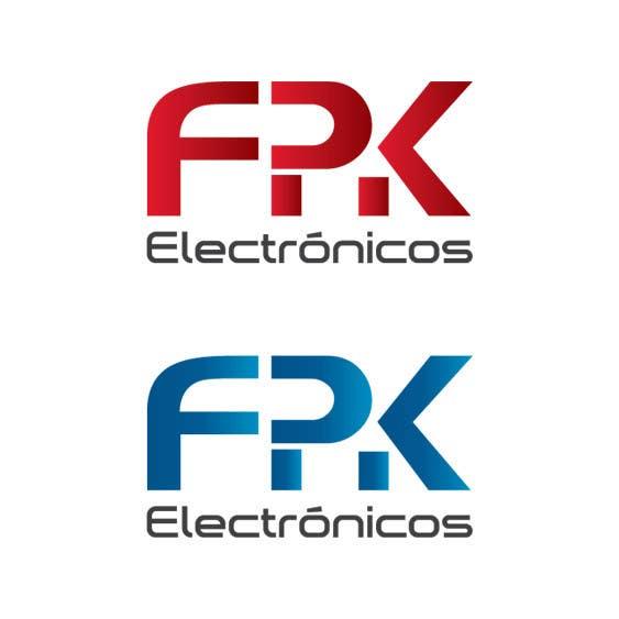 Inscrição nº 305 do Concurso para Logo Design for FPK Electrónicos