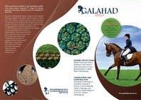 Graphic Design Natečajni vnos #23 za Brochure Design for Galahad Group Pty Ltd