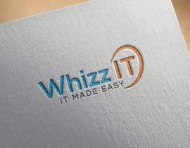 nº 399 pour Design a Logo for Whizz IT par herobdx