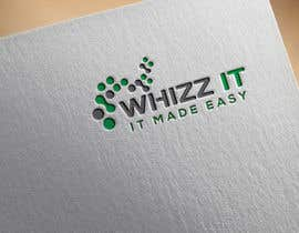 nº 239 pour Design a Logo for Whizz IT par PromothRoy