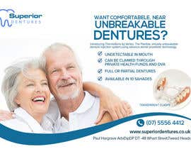 #3 for Design an Denture Clinic Advertisement by phonixiaa