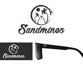 nº 85 pour Design a Logo - Sandmines Sunglasses par boaleksic