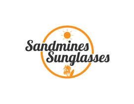 nº 7 pour Design a Logo - Sandmines Sunglasses par BrilliantDesign8