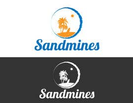 nº 121 pour Design a Logo - Sandmines Sunglasses par BrilliantDesign8