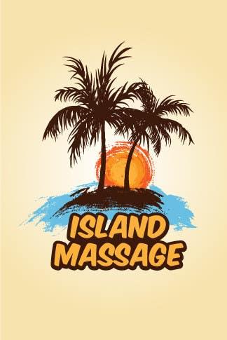 Penyertaan Peraduan #                                        57                                      untuk                                         Logo Design for Island Massage