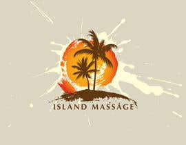 #4 para Logo Design for Island Massage por madihabib