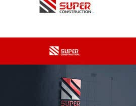 nº 31 pour Design a Logo for Super Construction par machine4arts