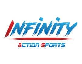 Nro 20 kilpailuun Infinity Action Sports Logo käyttäjältä ranjanarahman
