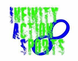 Nro 37 kilpailuun Infinity Action Sports Logo käyttäjältä WebDesignersGa