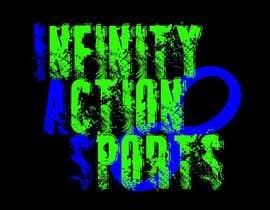 Nro 38 kilpailuun Infinity Action Sports Logo käyttäjältä WebDesignersGa