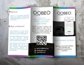 #10 for Update a brochure and Tradeshow Booth to have the same look/feel as my website by HAFIZ779