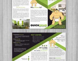 nº 26 pour Design a Tri Fold Brochure par fler