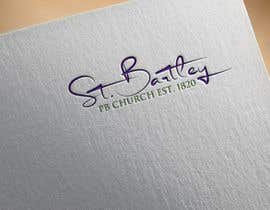 nº 185 pour Logo Design for St Bartley Church par Aemidesigns