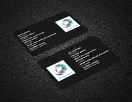 #21 for Quickly design a modern black and silver Business card by ruman254