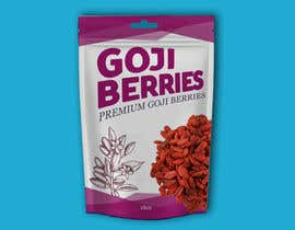 #27 for Label Design -- Goji Berries by andreasaddyp