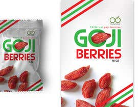 #14 for Label Design -- Goji Berries by KahelDesignLab