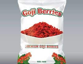 #47 for Label Design -- Goji Berries by samaritandesign