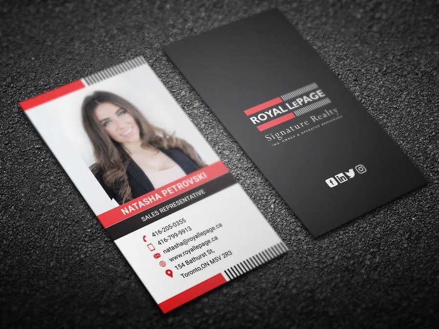 Proposition n°171 du concours Design some Business Cards