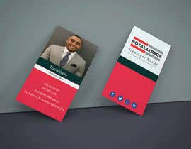 #266 for Design some Business Cards by desinersana