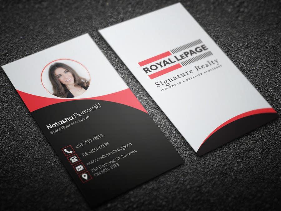 Proposition n°161 du concours Design some Business Cards