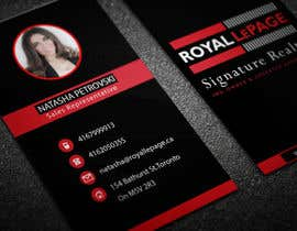 #277 for Design some Business Cards by AliMehedi