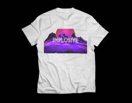 #34 for Vaporwave T-Shirt Design by abdullahmamun802