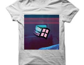 #10 for Vaporwave T-Shirt Design by Nurulamin69
