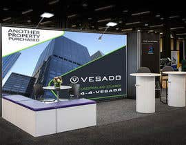 #29 for Tradeshow Booth Graphics by enymann