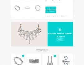 nº 24 pour Design a Website Mockup par sasiulian