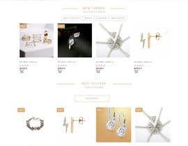 nº 30 pour Design a Website Mockup par mahwishnaz6