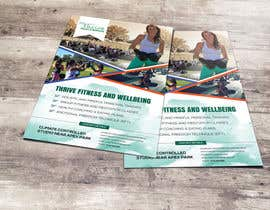 #5 for Design a flyer for fitness business by wephicsdesign