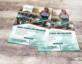 #9 for Design a flyer for fitness business by wephicsdesign