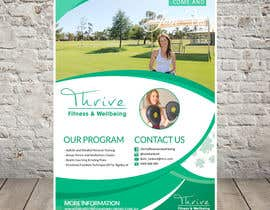 #12 for Design a flyer for fitness business by SubheSaadik