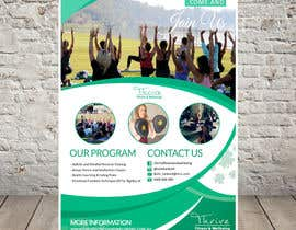 #16 for Design a flyer for fitness business by SubheSaadik