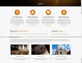 nº 17 pour Modern responsive Website inspired by another website par deividvasquez625