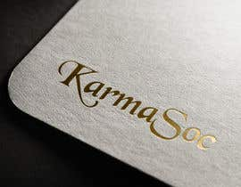 #198 for Logo Design for KarmaSoc by StevensExhibits