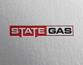 nº 35 pour Design a simple logo for a new company 'State Gas' par mindreader656871