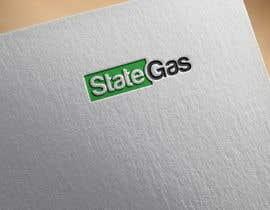 nº 31 pour Design a simple logo for a new company 'State Gas' par Mostaq20