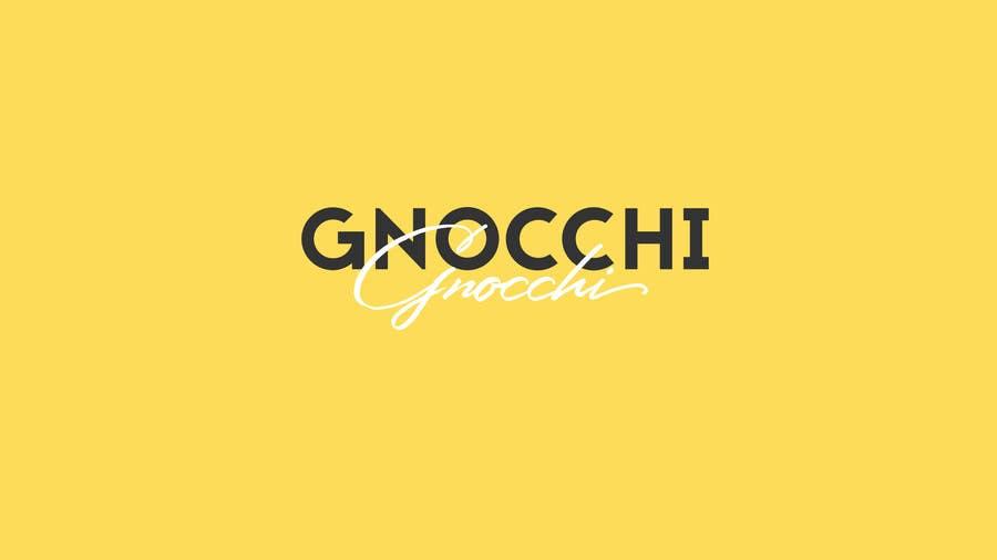 Proposition n°152 du concours Gnocchi Gnocchi Logo Design
