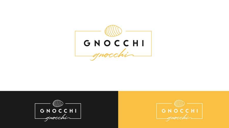 Proposition n°162 du concours Gnocchi Gnocchi Logo Design
