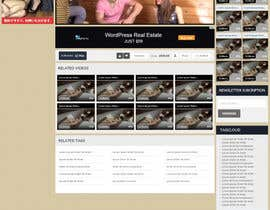 #23 for Design Video Tube Website by bestwebthemes