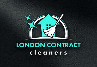 #30 for Design a Logo for a London Contract Cleaning Company by sgraphicmaster