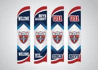 Proposition n° 5 du concours Graphic Design pour Design a Soccer Field Flag