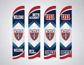 Nro 5 kilpailuun Design a Soccer Field Flag käyttäjältä jeanvillegas75